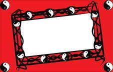 Free Yinyang Frame Stock Photos - 5083793