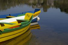 Free Boats Royalty Free Stock Image - 5083946