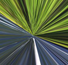 Free Abstract Linear Color Background. Stock Photos - 5084003