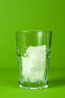 Free Glass Of Ice Royalty Free Stock Image - 5084006