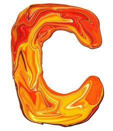 Free Alphabet C Stock Image - 5084391