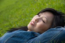 Free Dreams In The Grass Stock Photo - 5084580