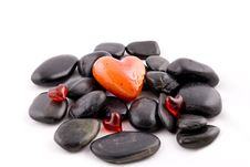Free Hearts And Stones Stock Photography - 5084682