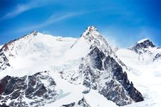 Free Monte Rosa Peaks Stock Photo - 5084740