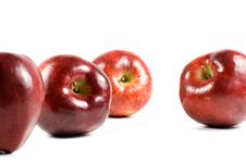 Free Red Apple Stock Photography - 5084792