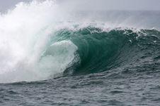 Free Hawaiian Wave Stock Photos - 5084863