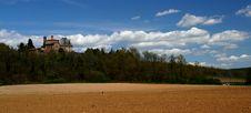 Free Montesiepi Chapel / Landscape Royalty Free Stock Photo - 5085025