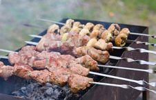 Free Shish Kebab Royalty Free Stock Image - 5085026