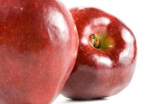 Free Red Apple Royalty Free Stock Images - 5085189