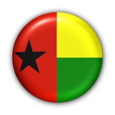 Free Guinea Bissau Flag Royalty Free Stock Photos - 5085968
