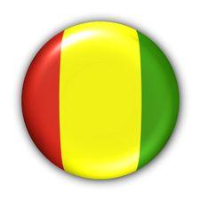 Free Guinea Flag Stock Photo - 5085970