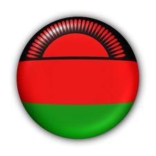 Malawi Flag Stock Image