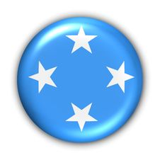 Free Federated State Of Micronesia Flag Royalty Free Stock Photo - 5086075