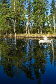 Free Pristine Nature Of Sweden Royalty Free Stock Images - 5086089