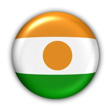 Free Niger Flag Stock Photo - 5086110