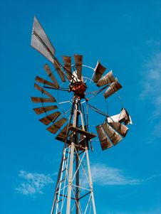 Free Old Windmill Stock Image - 5086341