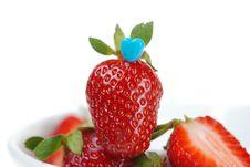 Free Strawberry Royalty Free Stock Photos - 5086498