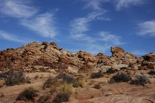 Free Red Rock San Rafael Swell Royalty Free Stock Images - 5087039