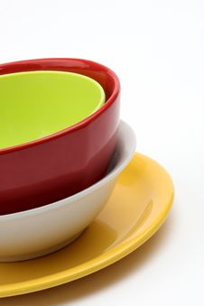 Free Saucer Royalty Free Stock Image - 5089896