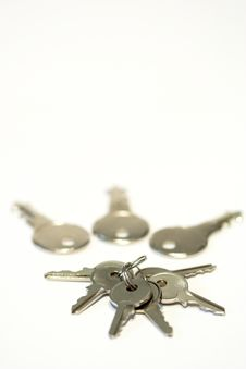 Free Keys Royalty Free Stock Images - 5089929