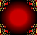 Free Floral Design Color Background Royalty Free Stock Photography - 5090007