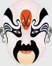 Free Chinese Opera Face Royalty Free Stock Photo - 5091005