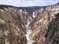 Free Yellowstone Falls Stock Photography - 5091942