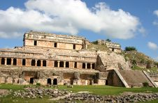 Free Antique Maya Ruins Stock Photo - 5090800