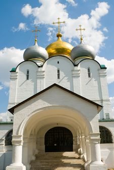 Free Russian Church Royalty Free Stock Photos - 5091828
