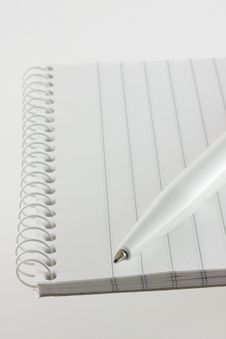 Free Notebook Stock Image - 5092311