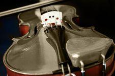 Free Antique Violin3 Royalty Free Stock Image - 5092966