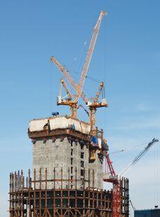 Free Building Construction Stock Photo - 5093090