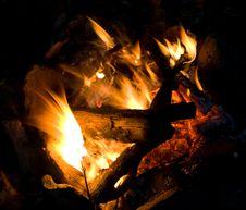 Free Fire Royalty Free Stock Photos - 5093378