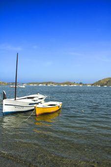 Free Fishing Boats Stock Photos - 5094373