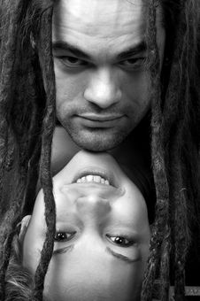 Free Couple Portrait Royalty Free Stock Image - 5094516