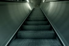 Free Moving Stair Stock Image - 5096551