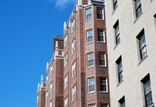 Urban Brick Stock Photos