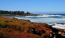 Free Big Sur California Coast Stock Photo - 5097330