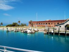 Free Fort Jefferson - Dry Tortugas, Stock Photography - 5097342
