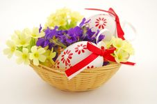Free Easter Eggs Stock Images - 5098454