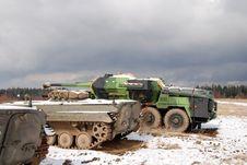 Free Tanks Stock Photography - 5098642