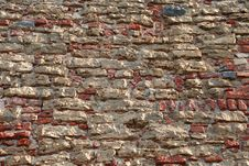 Free Old Wall Royalty Free Stock Photos - 5098648