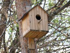 Free Birdhouse Royalty Free Stock Photos - 5099058