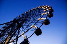Free Ferris Wheel Stock Photography - 5099852