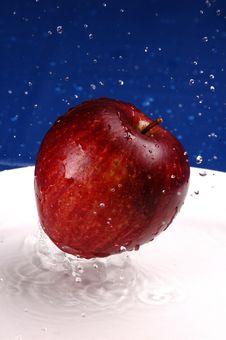 Free Apple Splash Stock Image - 510041