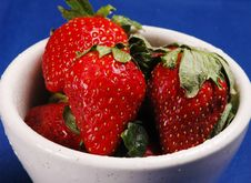 Free Strawberries Stock Image - 510101