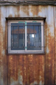 Free Rusty View Royalty Free Stock Photos - 510718