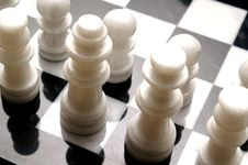 Free Chess Board Royalty Free Stock Photo - 512945