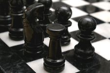 Free Chess Board Royalty Free Stock Images - 513019