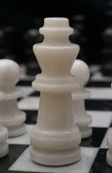 Free Chess Board Stock Photography - 513022
